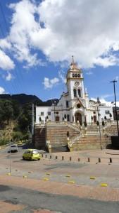 Egyptian Church Bogota