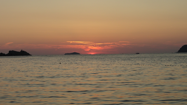 Sunset Beach Dubrovnik