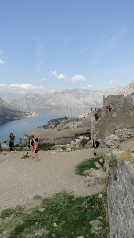 Kotor highest view