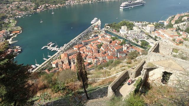 Kotor high view