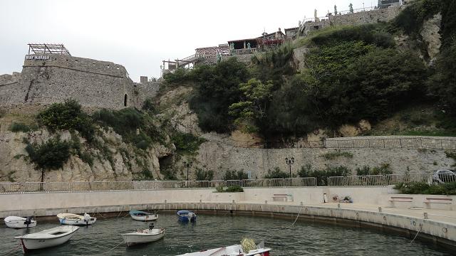 Terraces in old Ulcinj