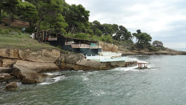 Closed resort in Ulcinj