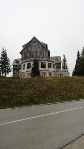 Abandoned Hotel in Zabljak