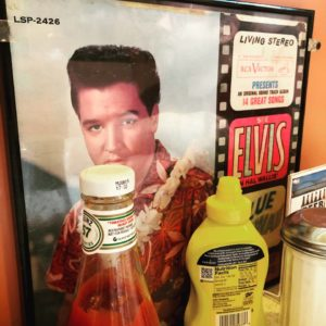 Elvis at Arcade
