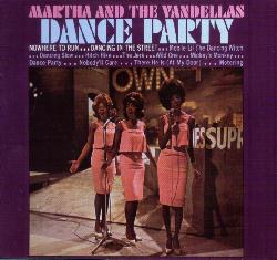 Dance Party by Martha and the Vandellas